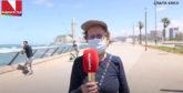 Promenade maritime de la Mosquée Hassan II