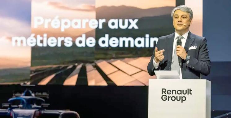 Renault fait de l'innovation sa raison d'être