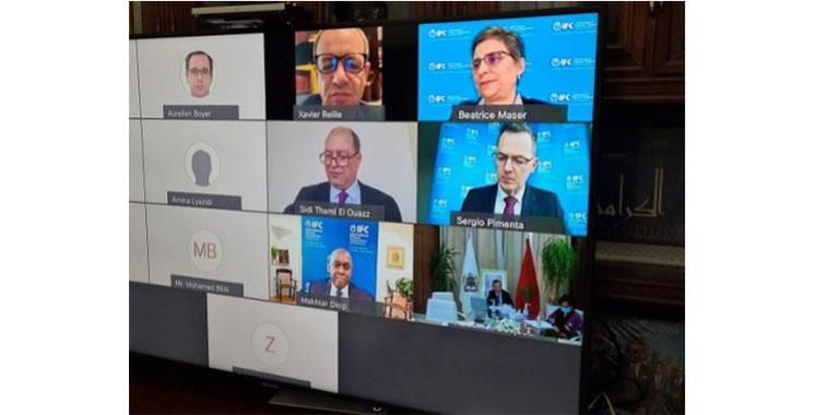 Benchaaboun plaide pour l'accélération du partenariat pluriannuel avec la SFI