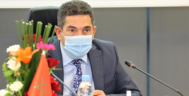 Entretiens entre Amzazi, Ouaouicha et le Groupe de la Banque mondiale:L'enseignement supérieur et la recherche scientifique au Maroc comme priorités