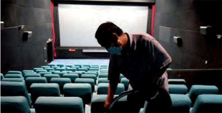 Cinéma en 2020 :  Covid m'a tué !