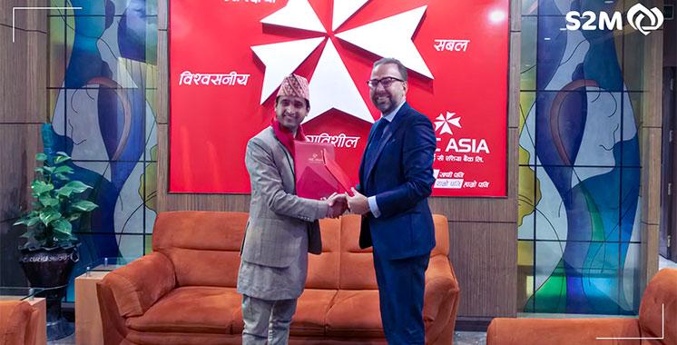 Solutions monétiques : S2M concrétise de nouveaux succès au Népal