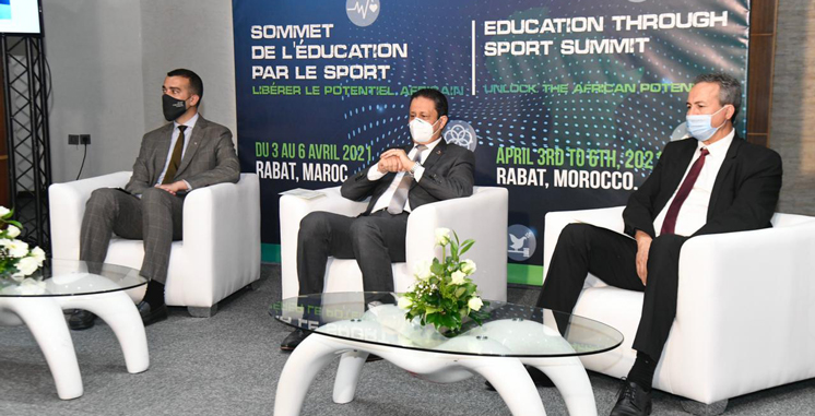 Sommet de l'Education par le Sport en Afrique:52 experts internationaux et programmation de 40 conférences et ateliers de formation