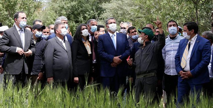 Son-programme-de-mise-à-niveau-et-de-développement-lancé-par-les-ministres-Akhannouch-et-Nadia-Fettah-La-nouvelle-vie-de-la-Vallée-d'Ait-Mansour