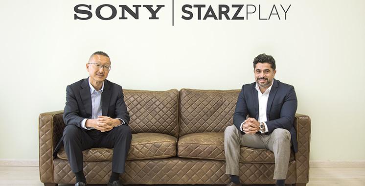 Un abonnement gratuit sur une période de 12 mois : Les téléviseurs Sony bientôt équipés de Starzplay