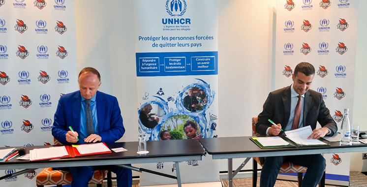 Partenariat : TIBU Maroc et les Nations Unies s'unissent pour l'intégration des réfugiés par le sport