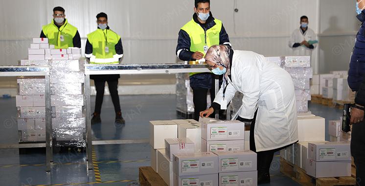 Vaccin Covid-19 : La Chine annonce la livraison de 10 millions de doses en avril et mai