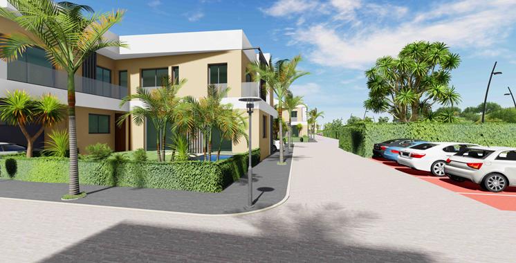 Anfa Realties inaugure la villa témoin  de son projet Beachfront