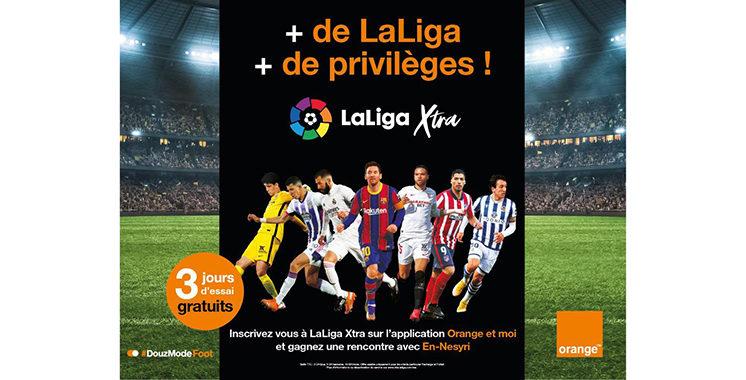 Partenariat : Orange et LaLiga créent LaLiga Xtra