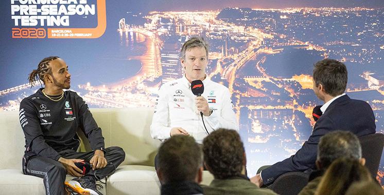 F1 : Le directeur technique de  Mercedes James Allison va être remplacé par Mike Elliott