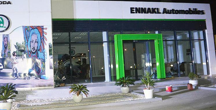 Ennakl Automobiles: Hausse de 61,15% du CA au T1-2021