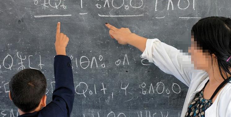 Langue amazighe : 400 enseignants seront  recrutés dans les trois prochaines années