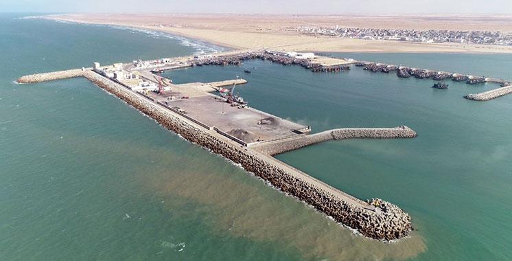 Port de Laâyoune : Le trafic en hausse  de 11,4%