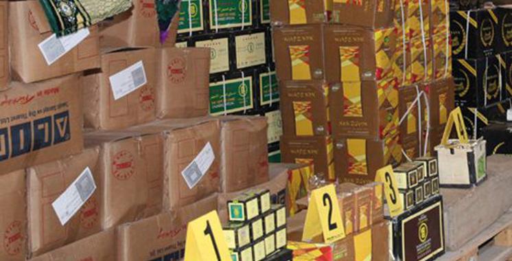 Béni Mellal : Saisie de près de 2.000 kg de produits alimentaires impropres à la consommation