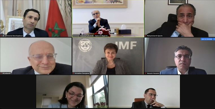 Riposte à la Covid/FMI: Le Maroc met en avant ses mesures réussies