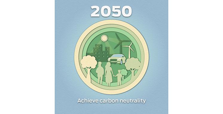Ford dévoile ses cinq engagements forts  pour un monde plus durable
