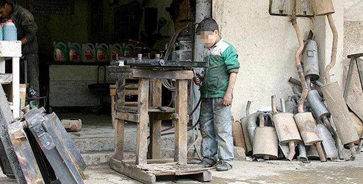 Lutte contre le travail des enfants : La plate-forme Iltesam  officiellement lancée