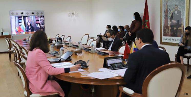 Diplomatie: Signature de quatre accords entre le Maroc et la Colombie