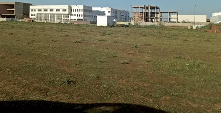 Avec un financement MCA : 11 millions de dollars pour la zone industrielle  de Bouznika
