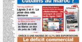 Journal Électronique du mercredi 5 mai 2021