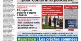 Journal Électronique du Mardi 18 mai 2021