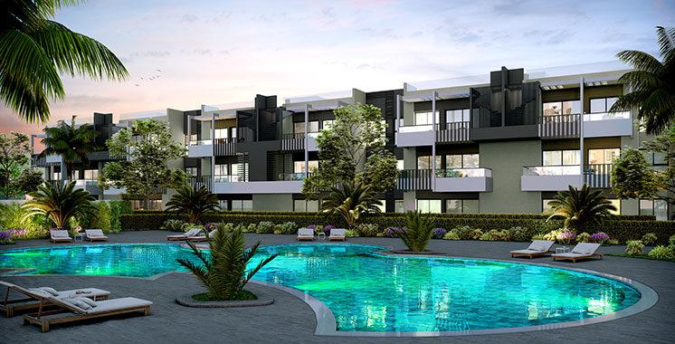 Casablanca : Yamed Promotion  lance la commercialisation  des appartements Terre Océane