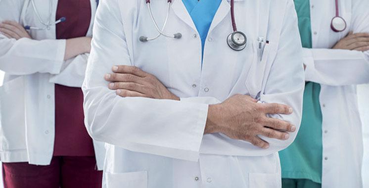 Une campagne nationale a été lancée pour valoriser leurs efforts : La tutelle rend hommage aux professionnels de santé