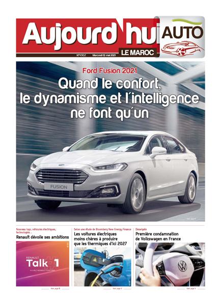 Dossier Automobile du Mercredi 12 mai 2021