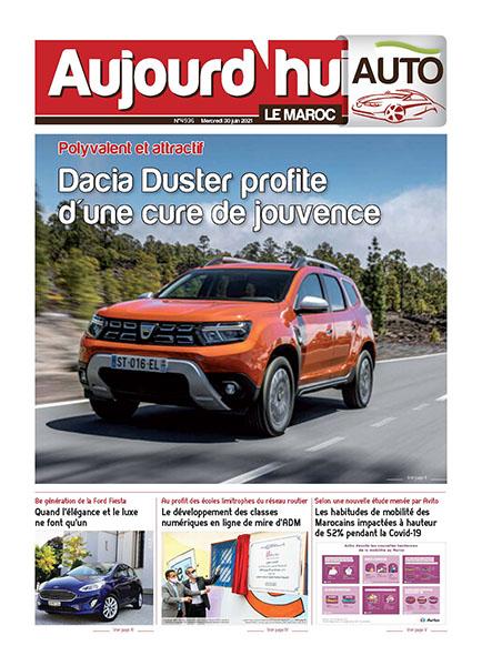 Dossier Automobile du mercredi 30 juin 2021