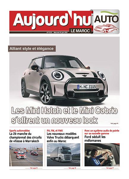 Dossier Automobile du mercredi 16 juin 2021