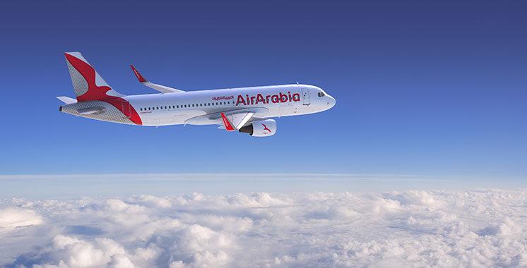 Air Arabia reprend ses vols  entre le Maroc et l'Europe à partir du 15 juin
