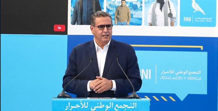 Allégations Pegasus : Le RNI condamne l'attitude diffamatoire contre le Maroc