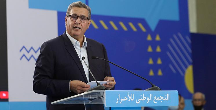 Le RNI dévoile à Rabat les conclusions de son programme « 100 villes, 100 jours »