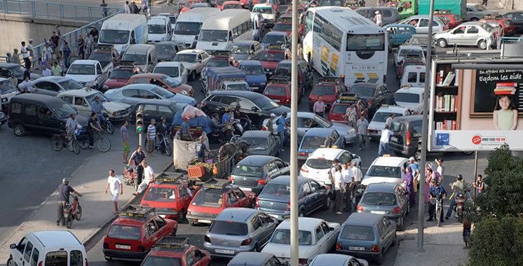 La décongestion des axes routiers se poursuit à Casablanca : La trémie Bd de la Résistance et Bd Mohammed VI en projet