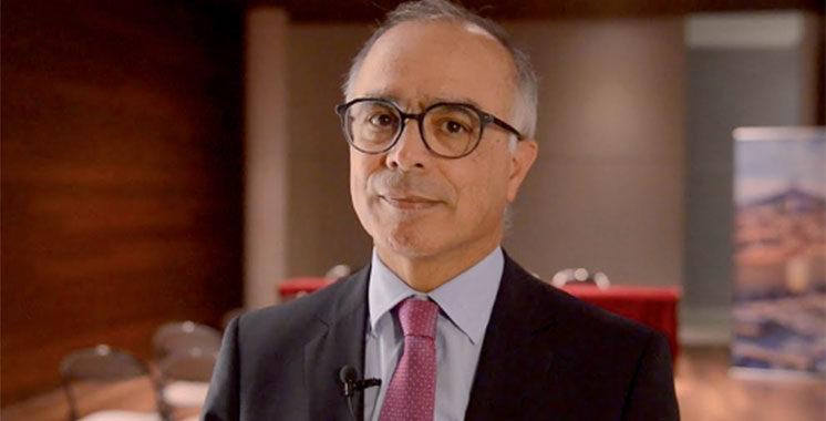 Chakib Benmoussa à la rencontre  des Marocains  du Monde