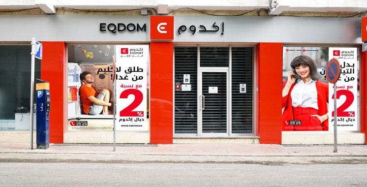 Relance des ménages : #Mengheda, une offre de consommation signée Eqdom