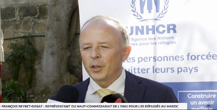 Protection et intégration des réfugiés et demandeurs d'asile: le Maroc est un pays de référence