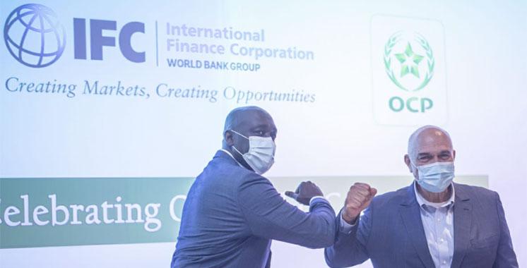 Pour renforcer la chaîne de valeur agricole africaine : OCP et IFC signent un accord de 100 millions de dollars