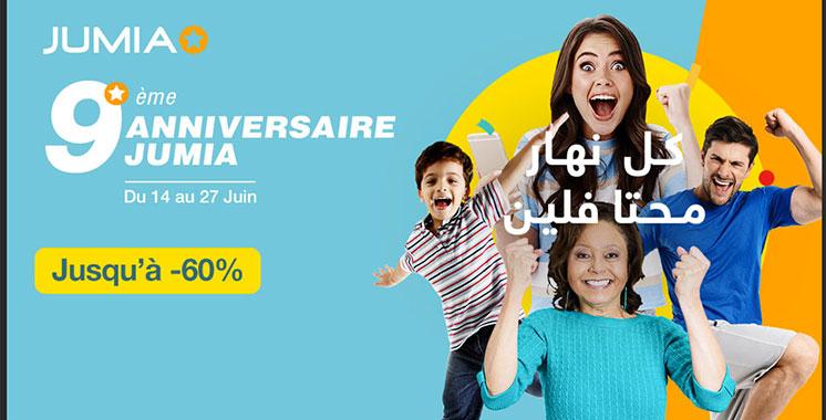 Jumia Maroc souffle sa 9e bougie