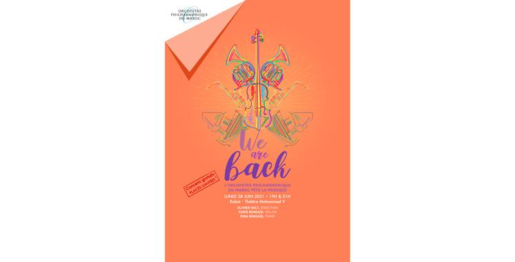 Il donnera deux concerts d'affilée le 28 juin : L'OPM célèbre la fête de la musique avec son public