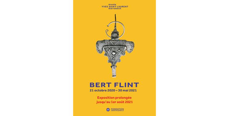 L'exposition Bert Flint joue  les prolongations