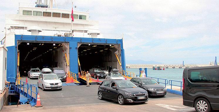 Détails des indemnités aux MRE ayant opté pour la traversée par bateau