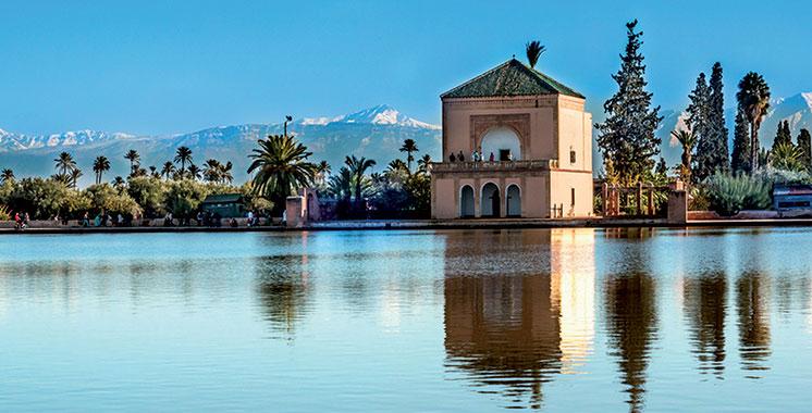 Palais Bahia, Tombeaux saadiens, Menara… Marrakech soigne l'accueil au sein de ses sites touristiques emblématiques