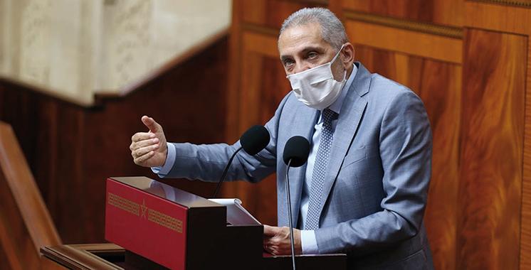 Plan d'accélération industrielle : Moulay Hafid Elalamy fait le point