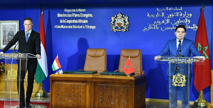 La Hongrie soutient le plan d'autonomie au Sahara marocain