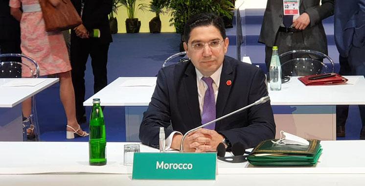 Terrorisme : Bourita insiste sur les partenariats africains
