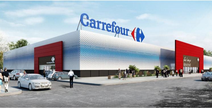 Grande distribution: LabelVie inaugure un nouveau Carrefour à Berrechid