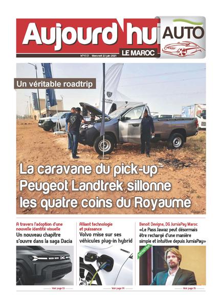Dossier Automobile du mercredi 23 juin 2021