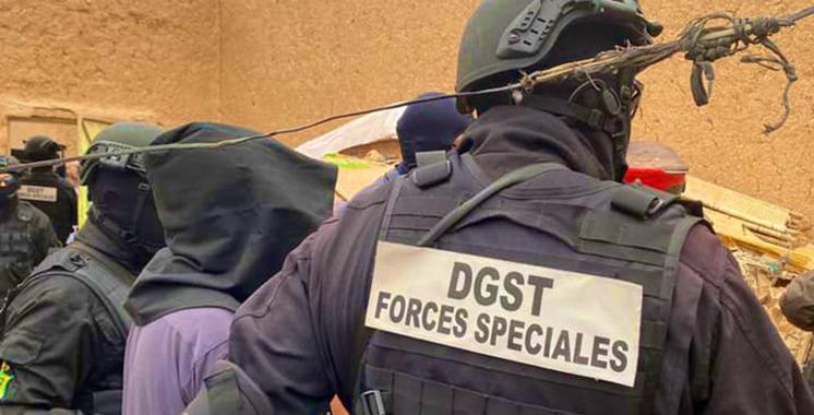 BCIJ : 4 extrémistes épinglés à Sidi Zouine