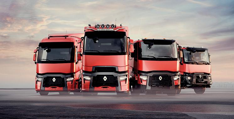 Renault Trucks présentera  le 8 juillet ses gammes T,  T High, C et K